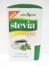 Słodzik pochodzenia naturalnego Stevia 250 tablete