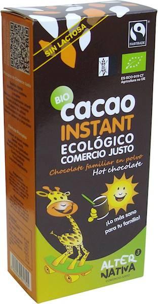 Bio kakao instant b/g F/T 250g Alter Nativa