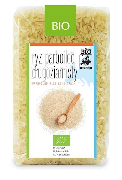 Bio ryż parboiled długoziarnisty 500g Bio Europa