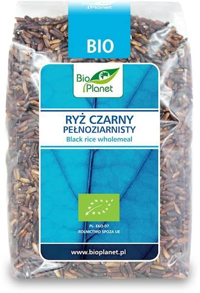BIO Ryż czarny pełnoziarnisty 400g Bio Planet