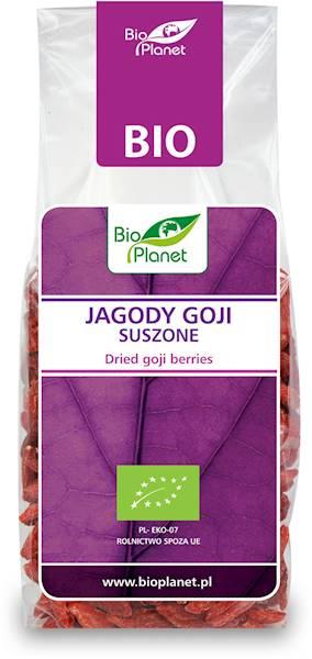 BIO jagody goji suszone 100g Bio Planet