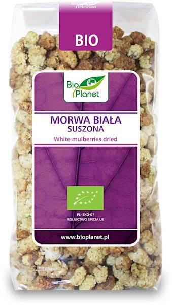 BIO Morwa biała suszona 250g Bio Planet