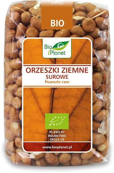BIO Orzeszki ziemne 350g BioPlanet