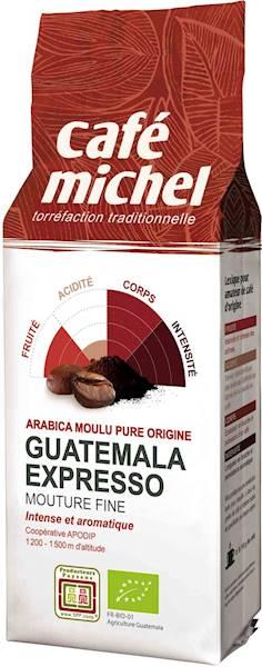 BIO Kawa mielona arabica Guatemala fairtrade 250g