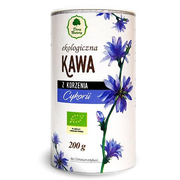 EKO Kawa z korzenia cykorii 200g Dary Natury