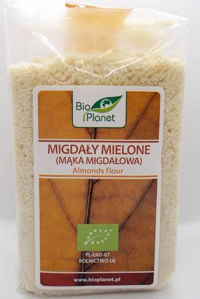 Bio mąka migdałowa 100g Bio Planet