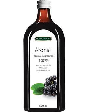 Aronia 500ml Premium Rosa