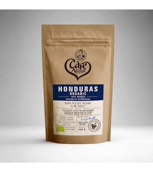 Bio kawa palona ziarnista arabica 100% Honduras 25