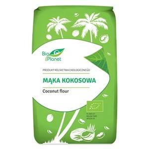Bio mąka kokosowa 400g Bio Planet