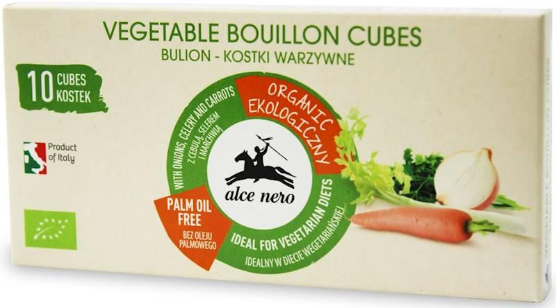 Bio kostki warzywne 100g Alce Nero