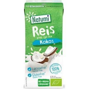Bio napój ryżowo-kokosowy bezglutenowy 1l Natumi