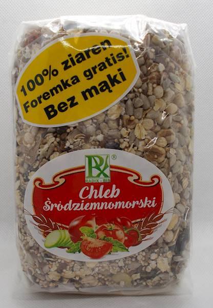 Chleb śródziemnomorski 350g Radix-Bis