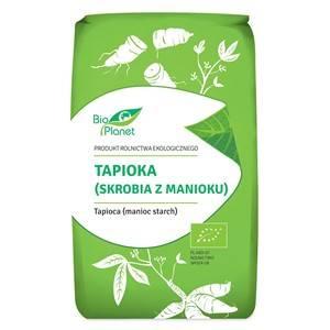 Bio tapioka - skrobia z manioku 400g Bio Planet