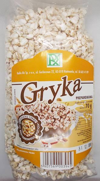 Gryka preparowana 70g Radix-Bis