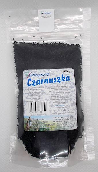 Czarnuszka nasiona 100g Lompart