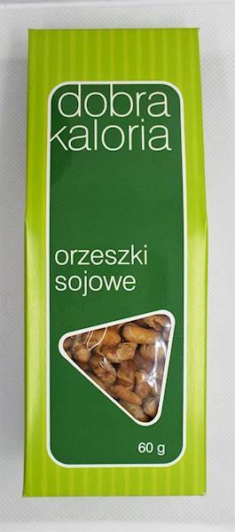 Prażone orzeszki sojowe 60g M. Kubara