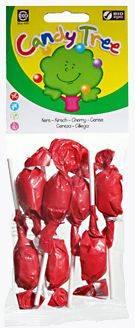 Bio lizaki wiśniowe b/g (7X10G) Candy Tree