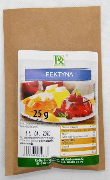 Pektyna 25g Radix-Bis