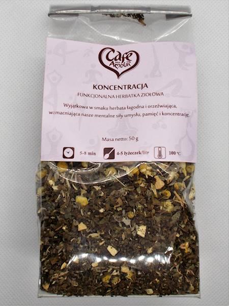 Herbata ziołowa koncentracja 50g Cafe Creator