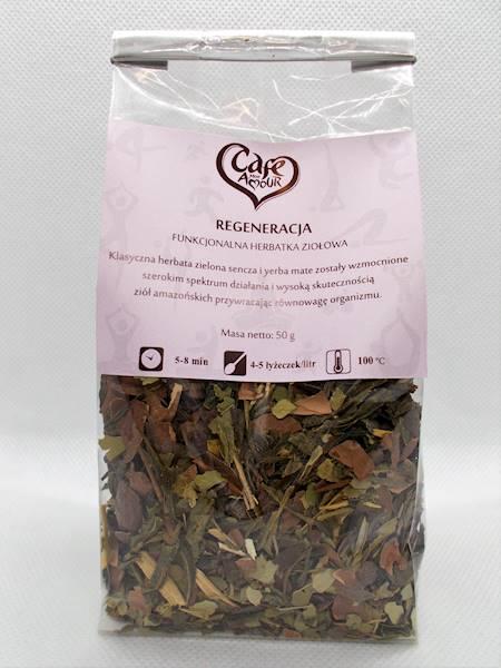 Herbata ziołowa regeneracja 50g Cafe Creator