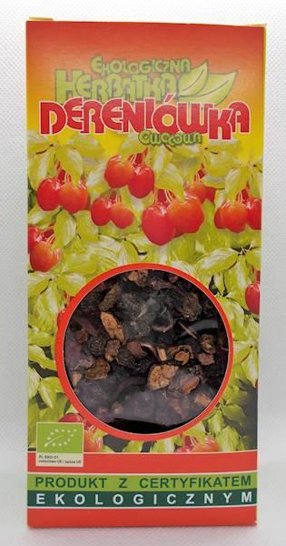 Herbata Dereniówka 100g Dary Natury