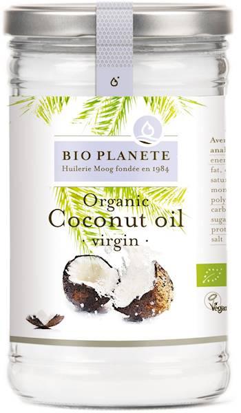 BIO Olej kokosowy virgin 1l BioPlanete