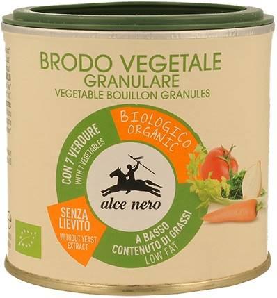 BIO Bulion warzywny w proszku 120g Alce Nero