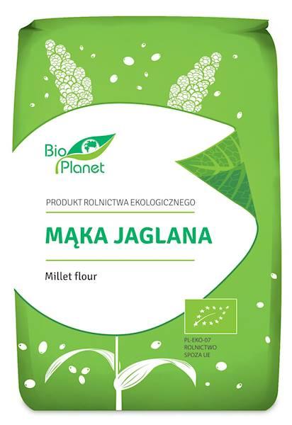 BIO Mąka jaglana 1 kg Bio Planet