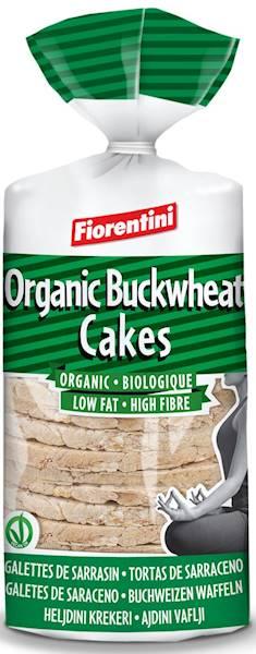 BIO b/glut. wafle gryczane 100g Fiorentini