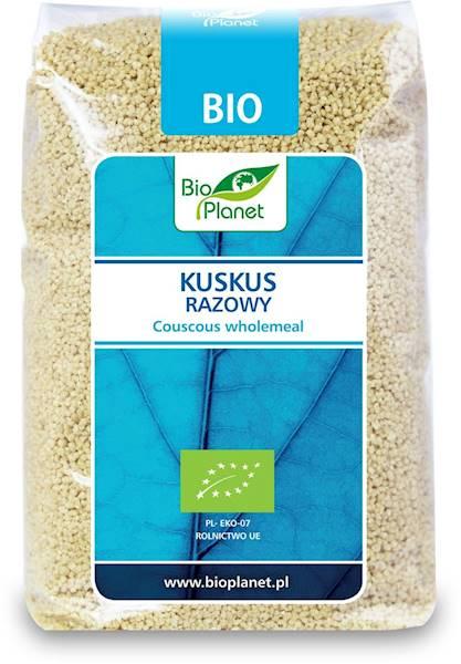 BIO Kuskus razowy 400g Bio Planet