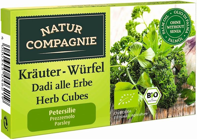 BIO Bulion kostki ziołowe z pietruszką 80g
