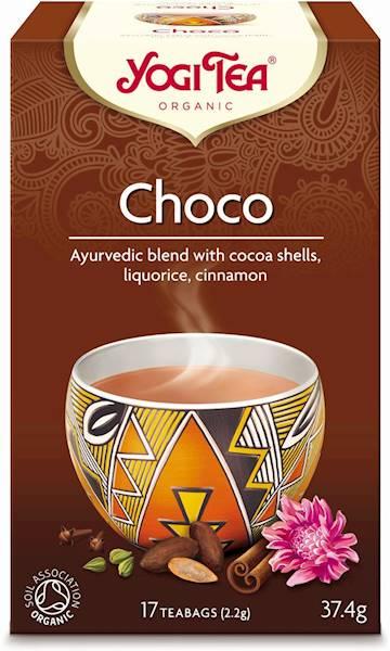 BIO Herbata czekoladowa z kakao 37,4g