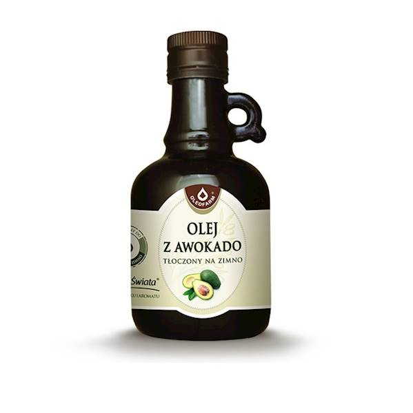 Olej awokado 0,25l Oleofarm