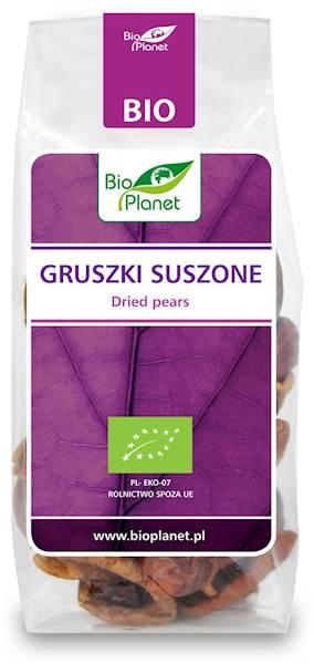 BIO Gruszki suszone 100g Bio Planet