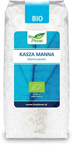 BIO Kasza manna 500g