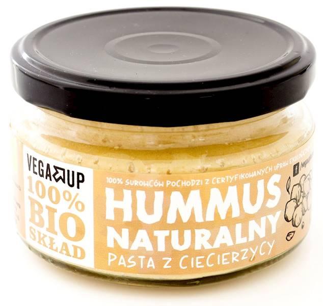 BIO Hummus naturalny 190g Vega Up