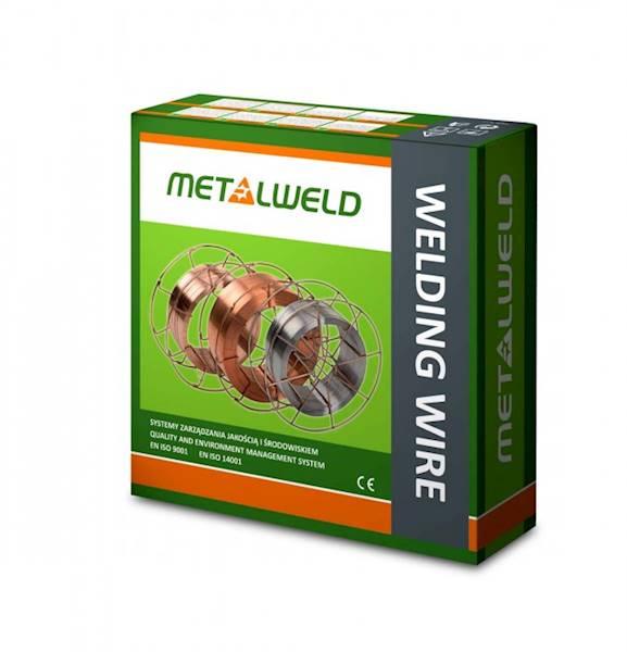 DRUT MIGWELD 316LSI FI 1,0 WAGA 15 KG