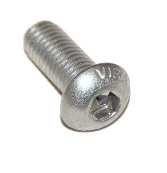 WKRĘT M5X12 ISO 7380-1 A2