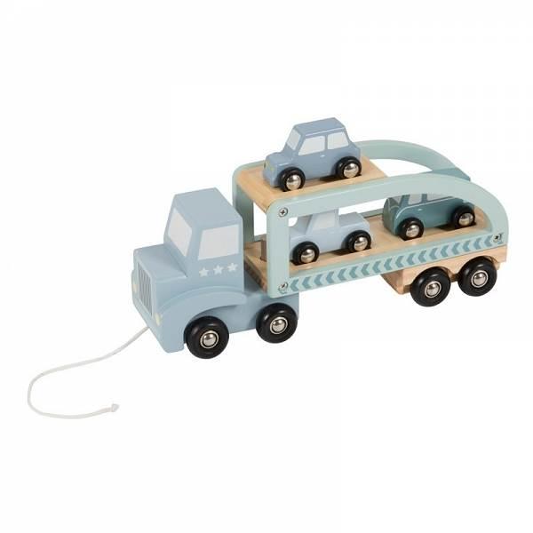 Little Dutch - Ciężarówka-laweta