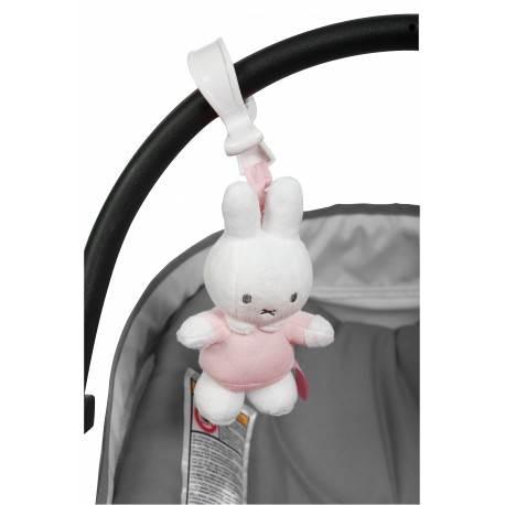 Tiamo - Wibrujący króliczek Miffy różowy