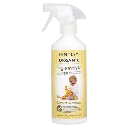 Bentley Organic - Spray dezynfekujący do zabawek