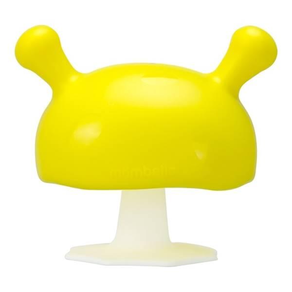 Mombella - Gryzak uspokajający grzybek żółty