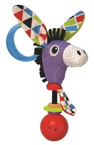 Yookidoo - Muzyczna Grzechotka Osiołek