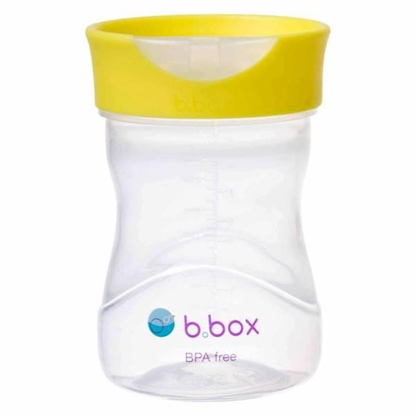 B.Box - Kubek treningowy, 240 ml, cytrynowy