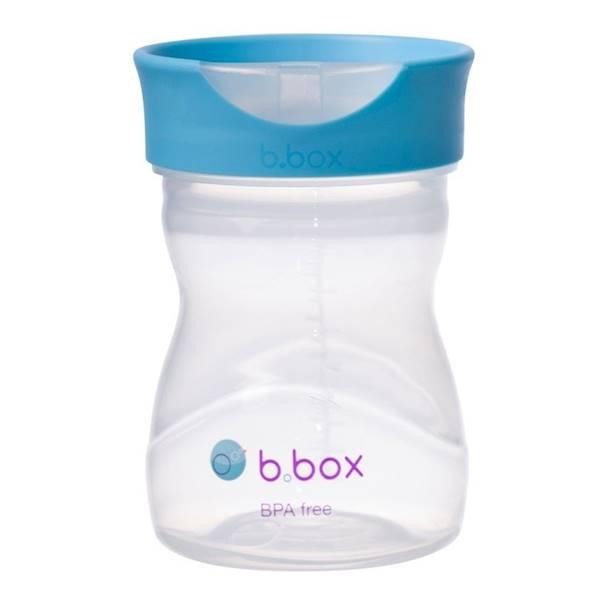B.Box - Kubek treningowy, 240 ml, borówkowy