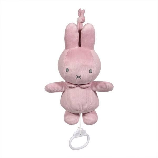 Tiamo - Miffy Pink Babyrib Pozytywka