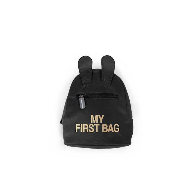 """Childhome - Plecak dziecięcy """"My First Bag"""" Black"""