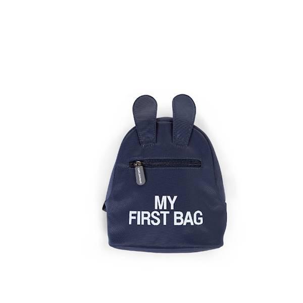 "Childhome - Plecak dziecięcy ""My First Bag"" Granat"