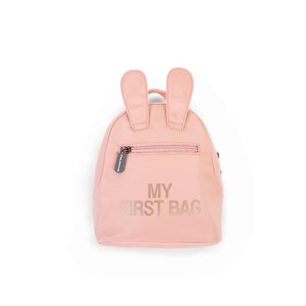 """Childhome - Plecak dziecięcy """"My First Bag"""" Róż"""