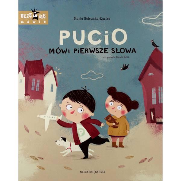 Nasza Księgarnia - Pucio mówi pierwsze słowa